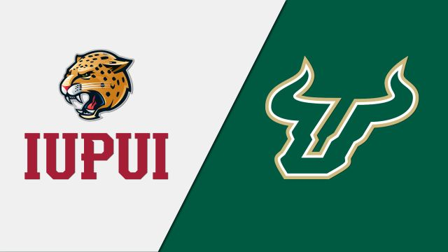 IUPUI vs. South Florida (M Basketball)