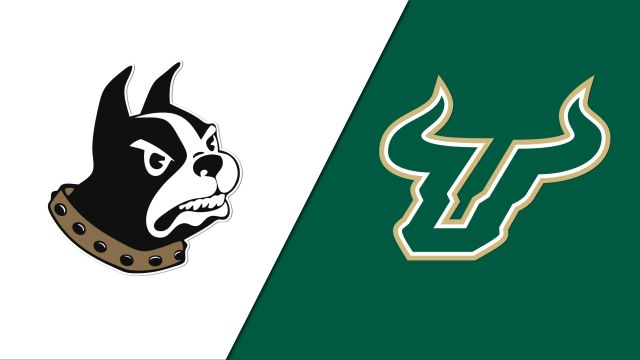 Wofford vs. South Florida (M Basketball)