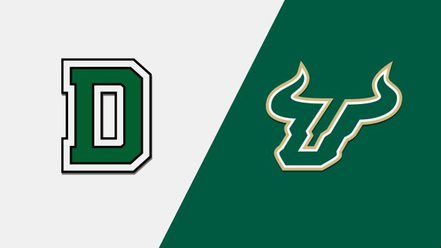 Dartmouth vs. South Florida (M Basketball)