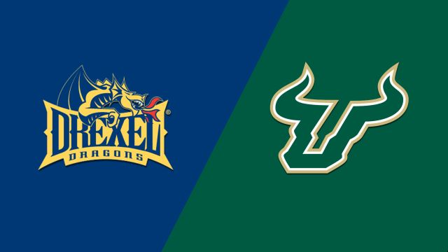 Drexel vs. South Florida (M Basketball)