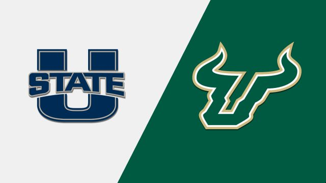 South Florida vs. Utah State (M Basketball)