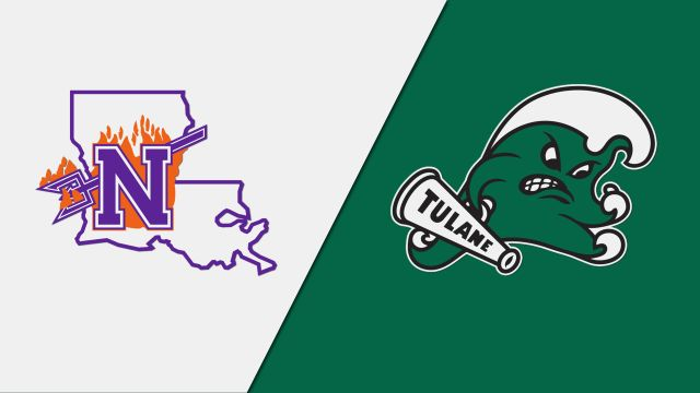 Northwestern State vs. Tulane (M Basketball)