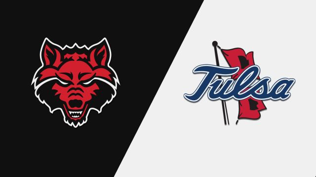 Arkansas State vs. Tulsa (M Basketball)