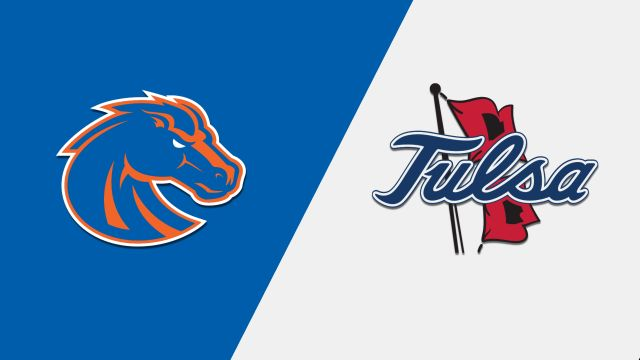 Boise State vs. Tulsa (M Basketball)