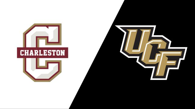 College of Charleston vs. UCF (M Basketball)