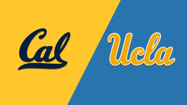 Sun, 1/19 - California vs. UCLA (M Basketball)