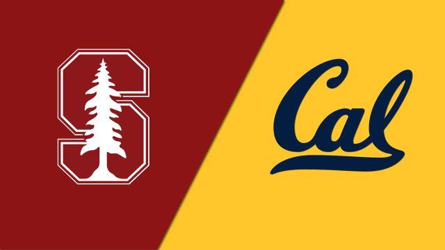 Stanford vs. California (M Basketball)
