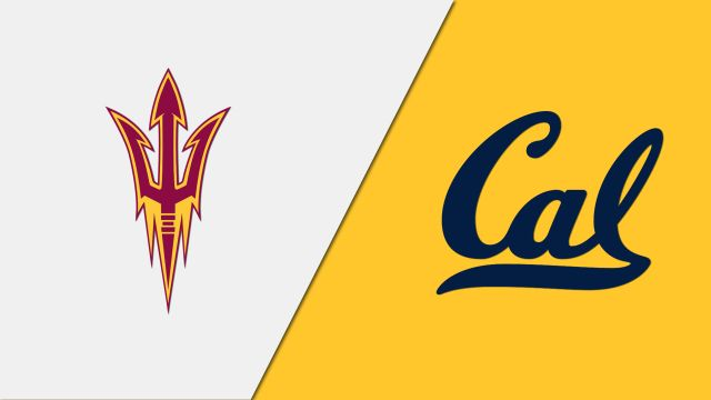 Arizona State vs. California (M Basketball)