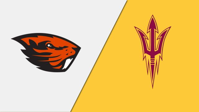 Oregon State vs. Arizona State (M Basketball)
