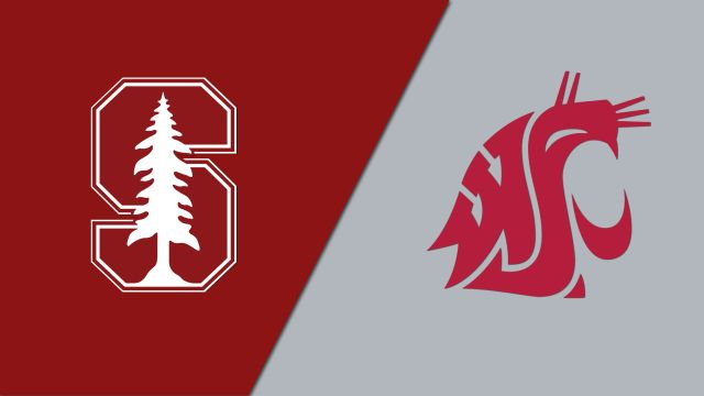 Stanford vs. Washington State (M Basketball)