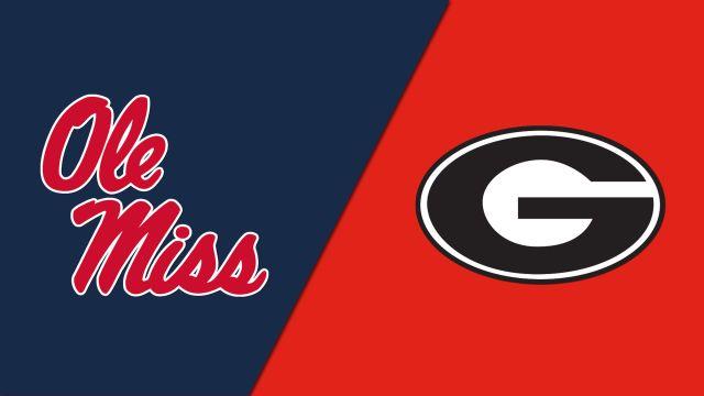 Ole Miss vs. Georgia (M Basketball)