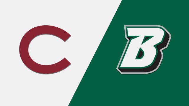 Colgate vs. Binghamton (M Basketball)