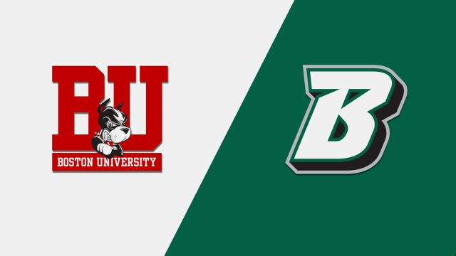 Boston University vs. Binghamton (M Basketball)