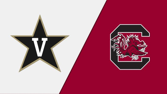 Vanderbilt vs. South Carolina (M Basketball)