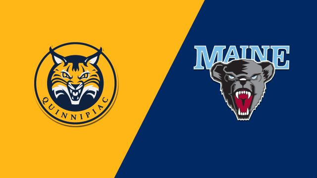 Quinnipiac vs. Maine (M Basketball)