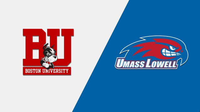 Boston University vs. UMass Lowell (M Basketball)