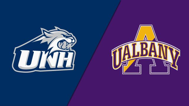 New Hampshire vs. Albany (M Basketball)