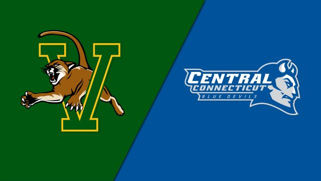 Vermont vs. Central Connecticut (Semifinal #2) (M Basketball)