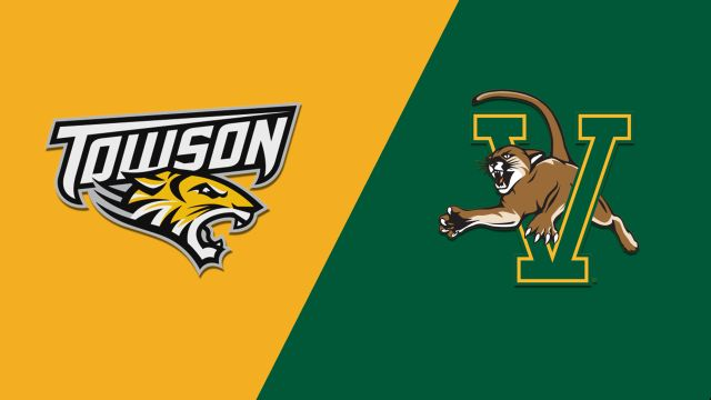 Towson vs. Vermont (M Basketball)
