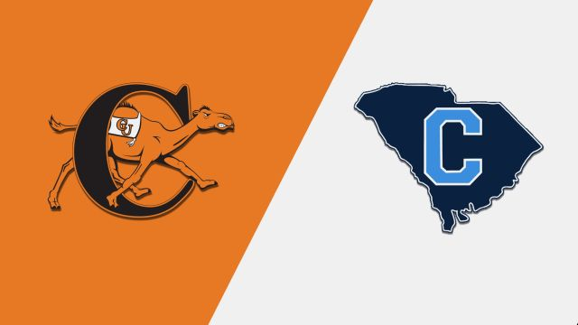 Campbell vs. The Citadel (M Basketball)