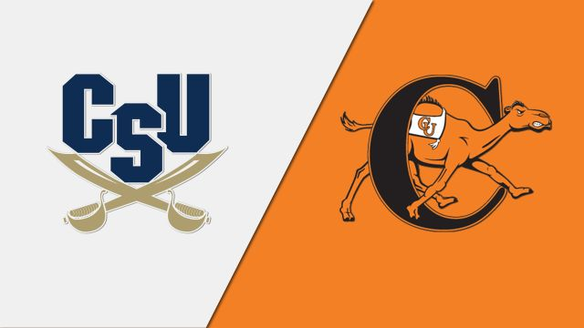 Thu, 1/16 - Charleston Southern vs. Campbell (M Basketball)