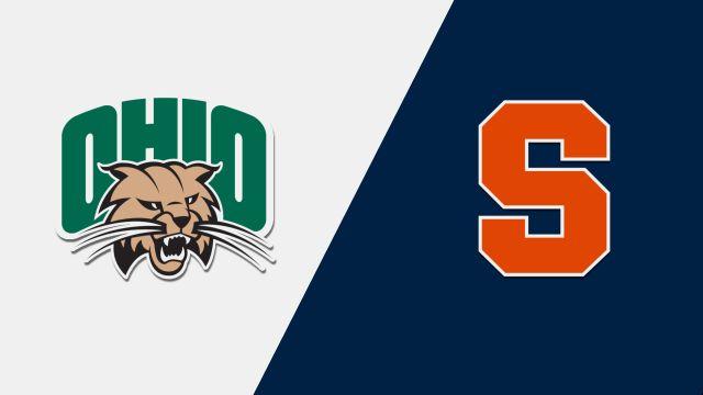 Ohio vs. #21 Syracuse (W Basketball)