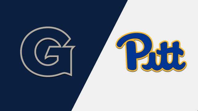 Georgetown vs. Pittsburgh (W Basketball)