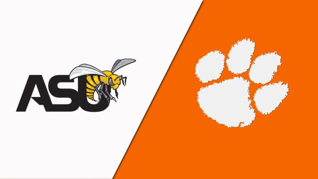 Alabama State vs. Clemson (W Basketball)