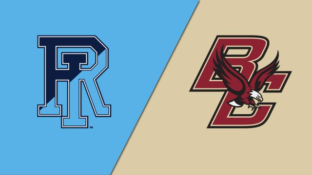 Rhode Island vs. Boston College (W Basketball)
