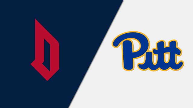 Duquesne vs. Pittsburgh (W Basketball)