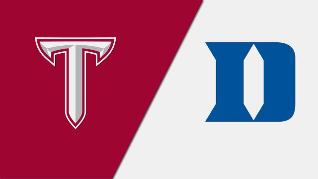 Troy vs. Duke (W Basketball)