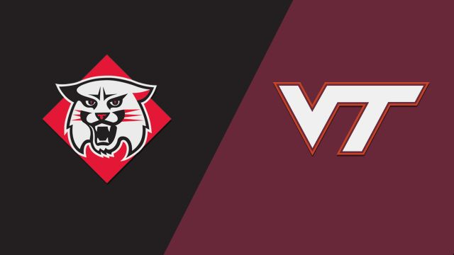 Davidson vs. Virginia Tech (W Basketball)