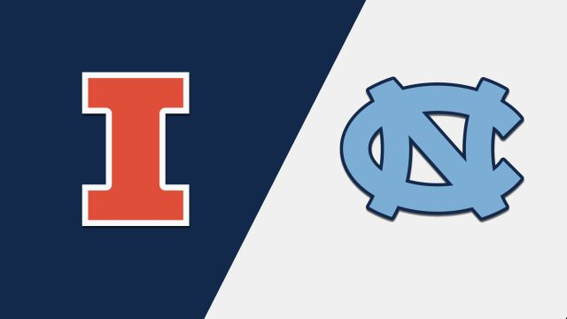 Illinois vs. North Carolina (W Basketball)