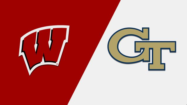 Wisconsin vs. Georgia Tech (W Basketball)
