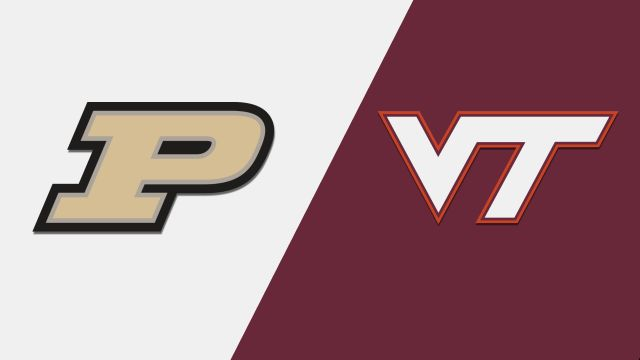 Purdue vs. Virginia Tech (W Basketball)