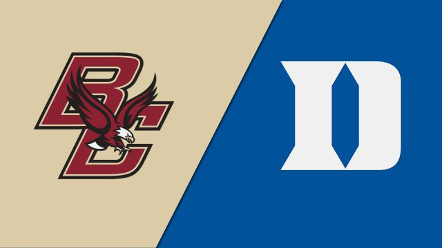Boston College vs. Duke (W Basketball)