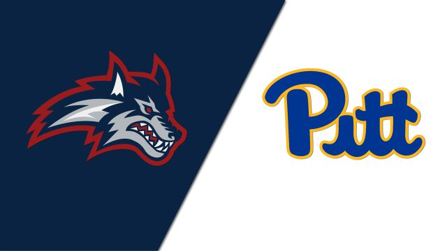 Stony Brook vs. Pittsburgh (W Basketball)