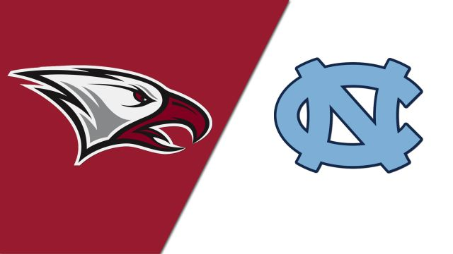 NC Central vs. North Carolina (W Basketball)