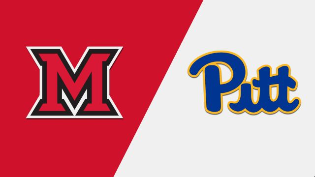 Miami (OH) vs. Pittsburgh (W Basketball)