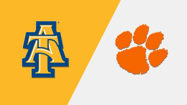 North Carolina A&T vs. Clemson (W Basketball)