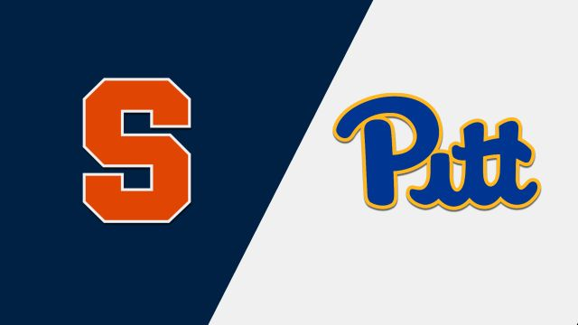 Syracuse vs. Pittsburgh (W Basketball)