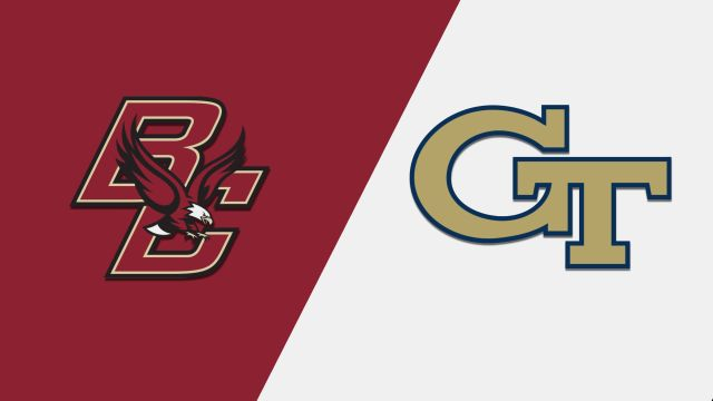 Boston College vs. Georgia Tech (W Basketball)