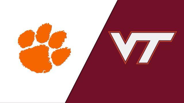 Clemson vs. Virginia Tech (W Basketball)