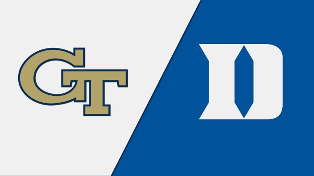 Georgia Tech vs. Duke (W Basketball)