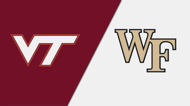 Virginia Tech vs. Wake Forest (W Basketball)