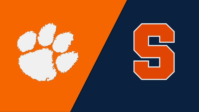 Clemson vs. Syracuse (W Basketball)
