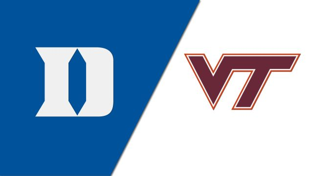 Duke vs. Virginia Tech (W Basketball)