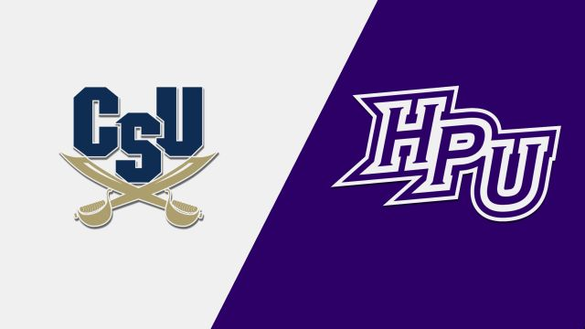 Charleston Southern vs. High Point (M Basketball)