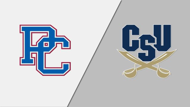 Presbyterian vs. Charleston Southern (M Basketball)