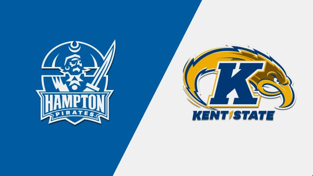 Hampton vs. Kent State (M Basketball)